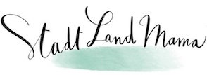 Logo Stadt, Land, Mama
