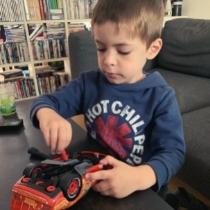 Jim Auto bauen